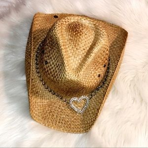PETER GRIMM Bling Cowgirl Hat